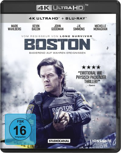 Boston 4K UHD Blu-ray Review Cover