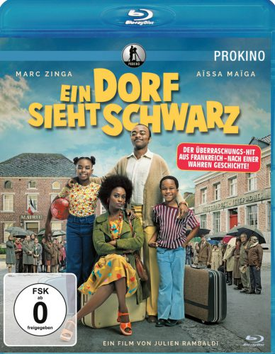 Ein Dorf sieht schwarz Blu-ray Review Cover