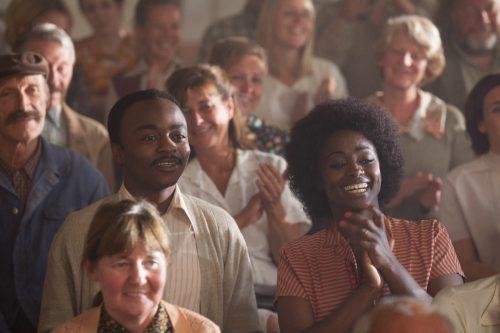 Ein Dorf sieht schwarz Blu-ray Review Szene 1