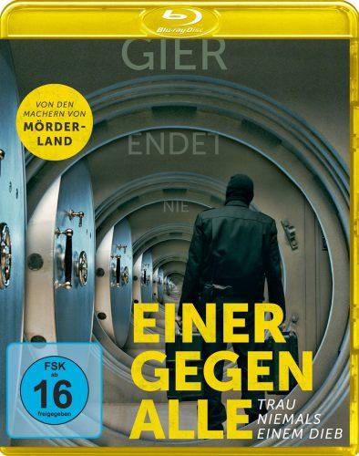 Einer gegen Alle - Trau niemals einem Dieb Blu-ray Review Cover