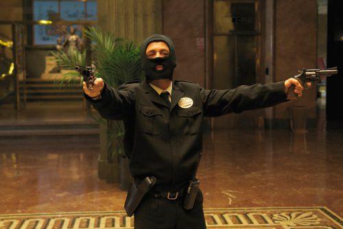 Einer gegen Alle - Trau niemals einem Dieb Blu-ray Review Szene 6