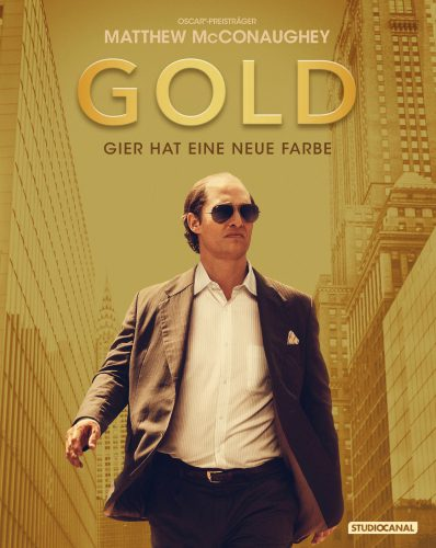 Gold - Gier hat eine neue Farbe Blu-ray Review Cover