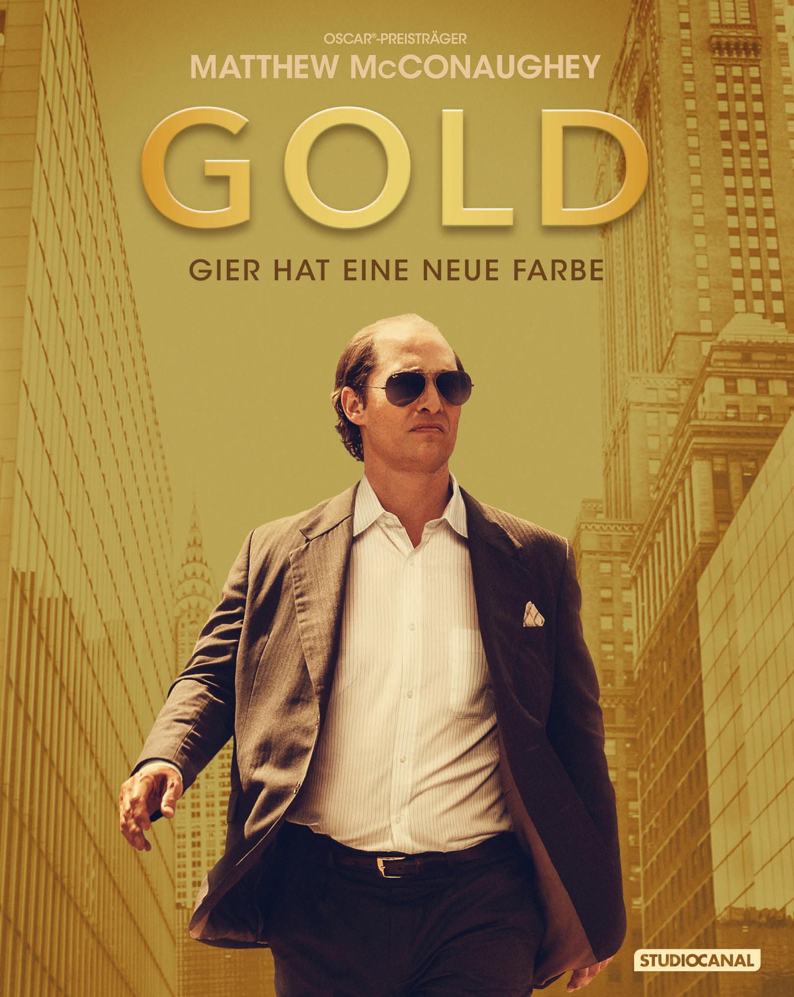 Gold – Gier Hat Eine Neue Farbe