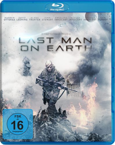 Last Man on Earth Blu-ray Review Cover