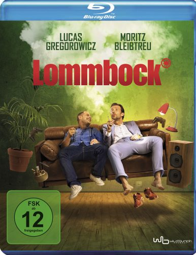 Lommbock Blu-ray Review Cover