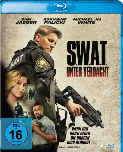 S.W.A.T. Unter Verdacht Blu-ray Review Cover