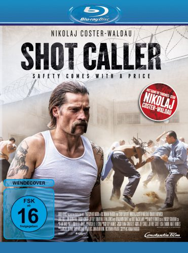 Shot Caller - Safety Comes With a Price Blu-ray Review Cover