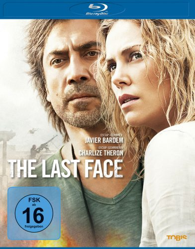 The Last Face Blu-ray Review Cover