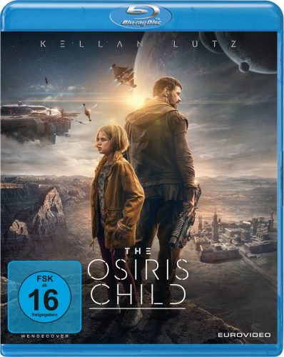 The Osiris Child Blu-ray Review Cover