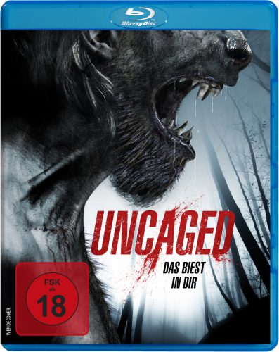 Uncaged - Das Biest in dir Blu-ray Review Cover a