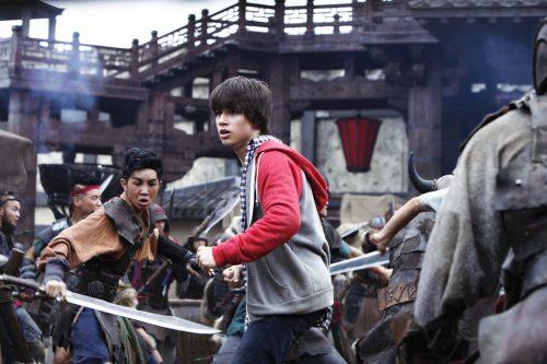 Warriors Gate 3D Blu-ray Review Szene 4