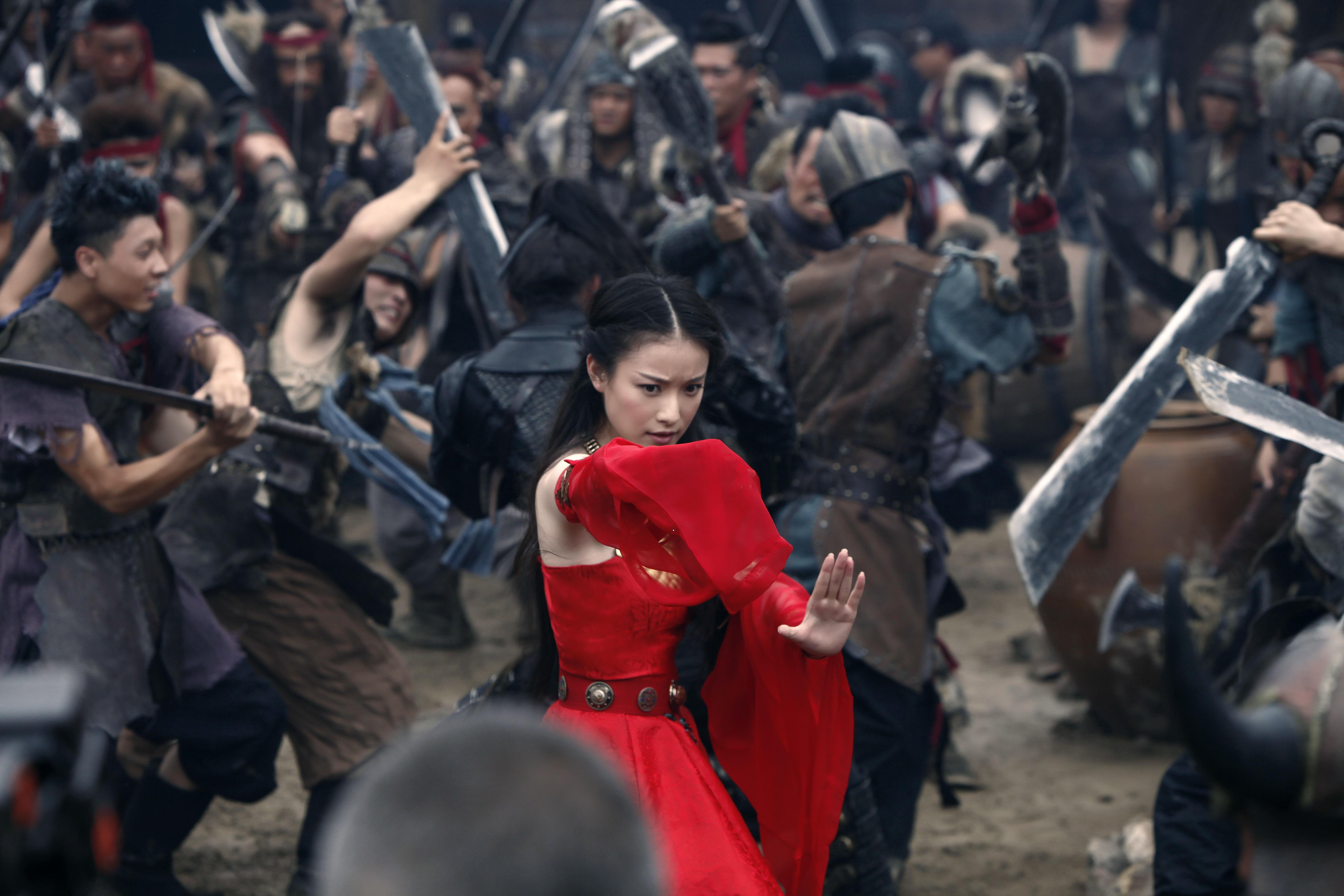 Warriors Gate 3D Blu-ray Review Szene 5