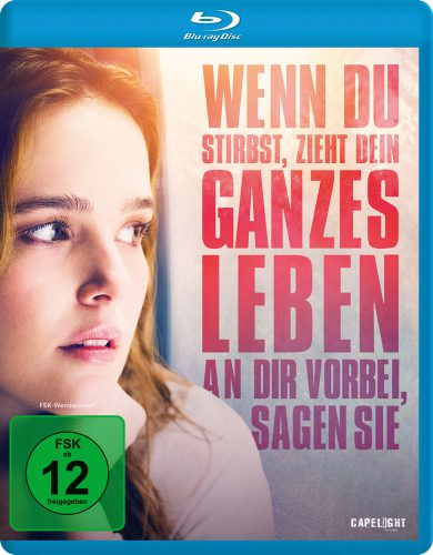 Wenn du stirbst zieht dein ganzes leben an dir vorbei sagen sie Blu-ray Review Cover