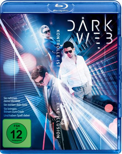 Darkweb - Kontrolle ist eine Illusion Blu-ray Review Cover