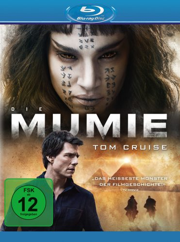 Die Mumie Blu-ray Review Cover