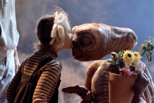 E.T. Der Außerirdische 4K UHD Blu-ray Review Szene 4