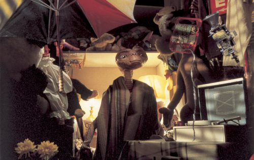 E.T. Der Außerirdische 4K UHD Blu-ray Review Szene 11