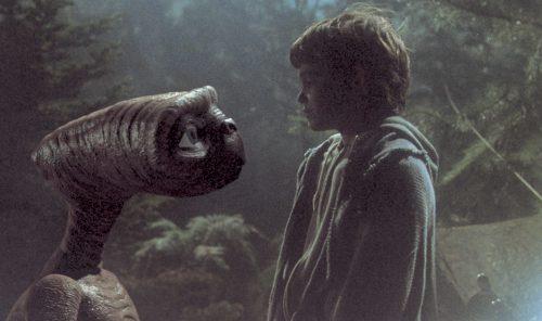 E.T. Der Außerirdische 4K UHD Blu-ray Review Szene 6