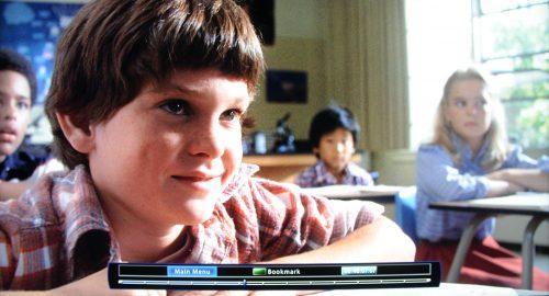 E.T. Der Außerirdische Blu-ray vs. UHD Bildvergleich 1