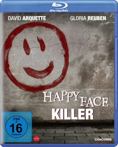 Happy Face Killer Blu-ray Review Cover