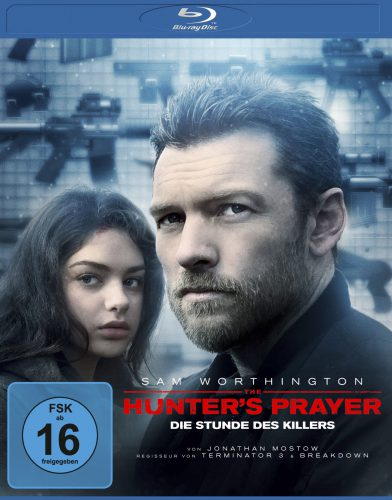 Hunter's Prayer - Stunde des Jägers Blu-ray Review Cover