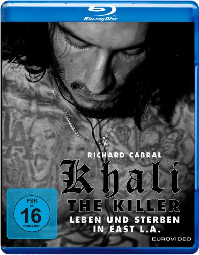 Khali the Killer Blu-ray Review Cover