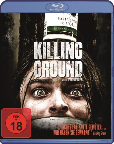 Killing Grounds Blu-ray Review Cover