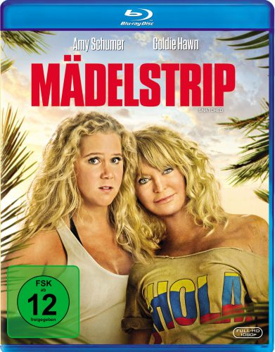 Mädelstrip Blu-ray Review Cover