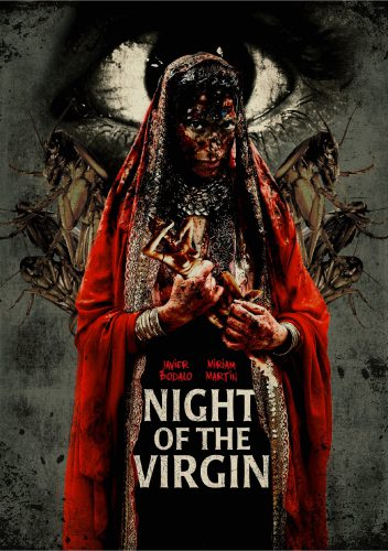 Night of the Virgin Blu-ray Review Cover