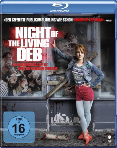 Night of the Living Deb Blu-ray Review Cover