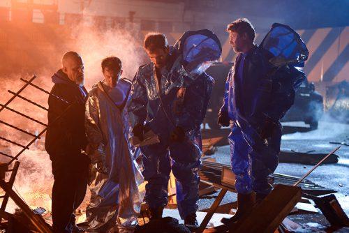 Officer Downe - Seine Stadt. Sein Gesetz. Blu-ray Review Szene 3