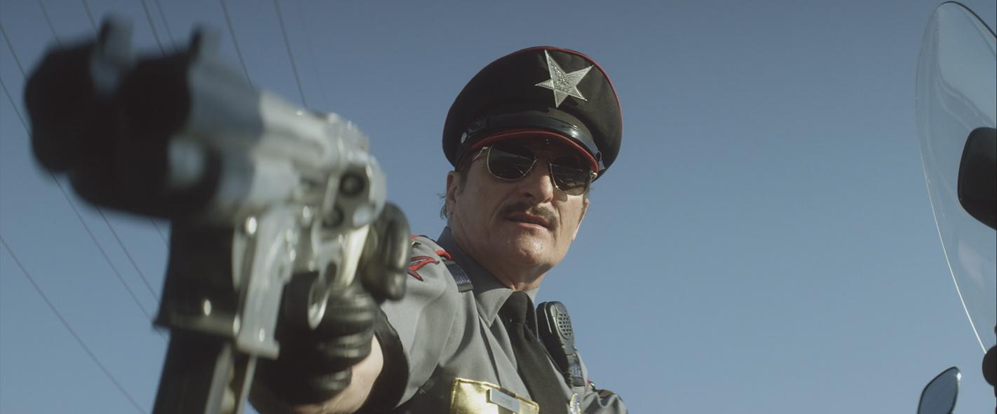 Officer Downe - Seine Stadt. Sein Gesetz. Blu-ray Review Szene 6