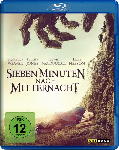 Sieben Minuten nach Mitternacht Blu-ray Review Cover