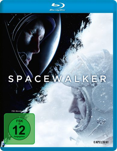Spacewalker Blu-ray Review Cover