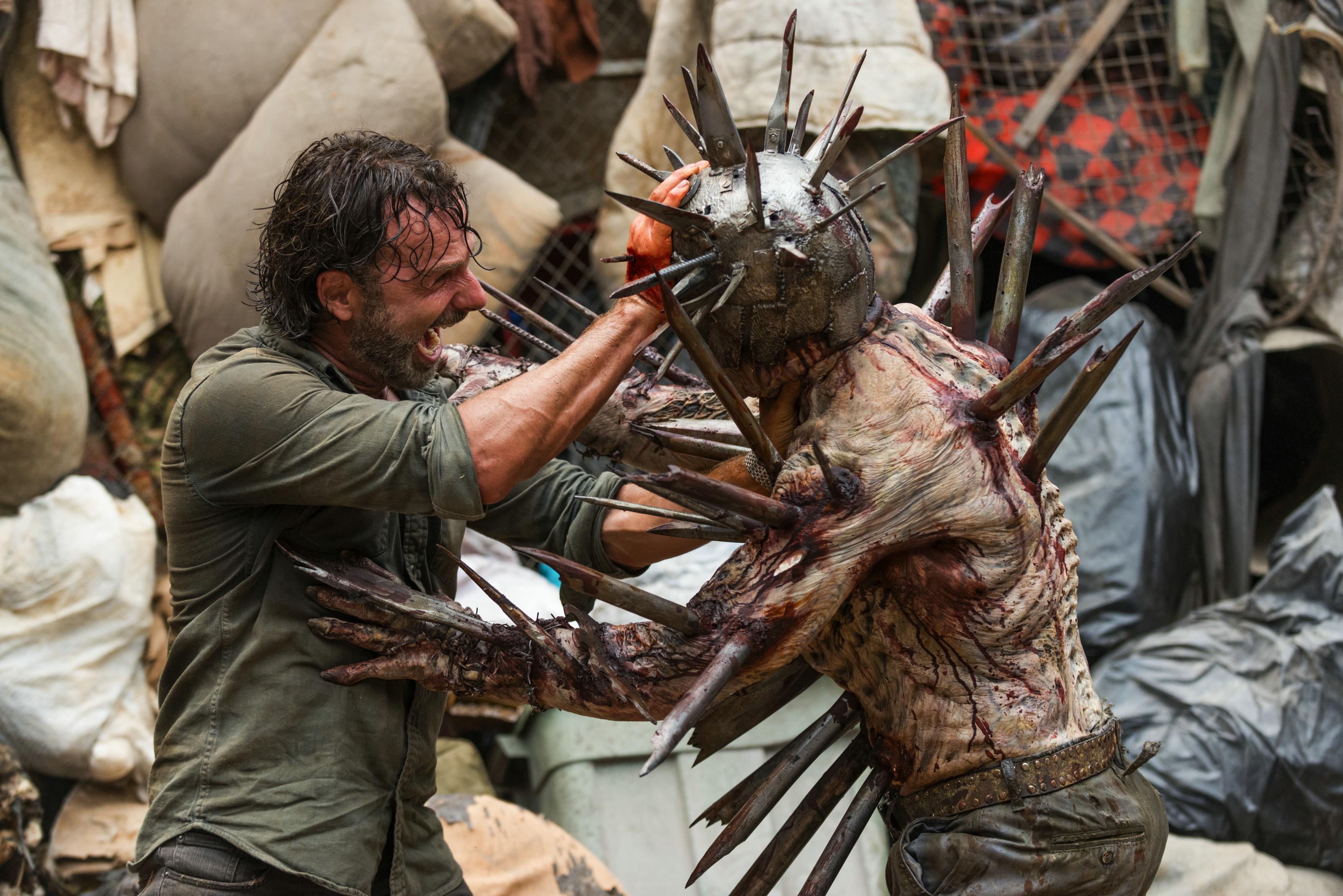 Walking Dead Siebte Staffel