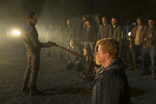 The Walking Dead komplette siebte Staffel Blu-ray Review Szene 2