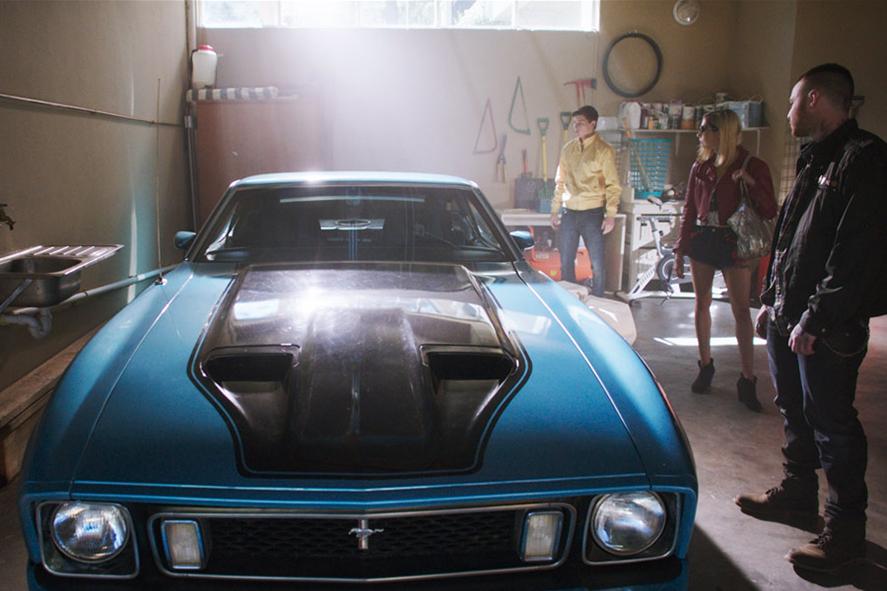 To Kill a Man - Kein Weg zurück Blu-ray Review Szene 4