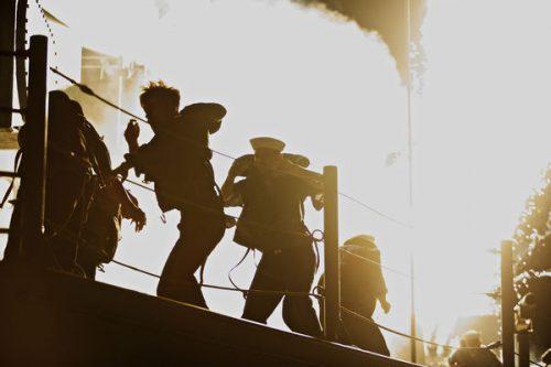 USS Indianapolis - Men of Courage Blu-ray Review Szene 1