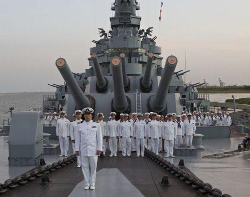 USS Indianapolis - Men of Courage Blu-ray Review Szene 4