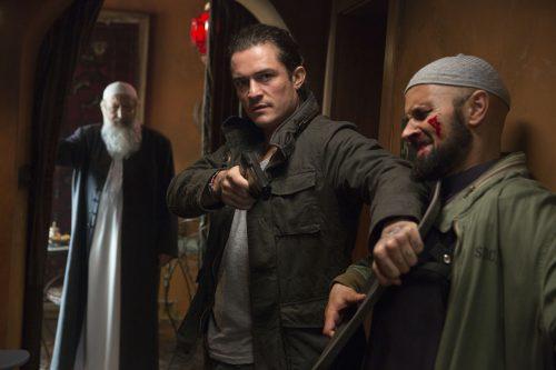 Unlocked Blu-ray Review Szene 4