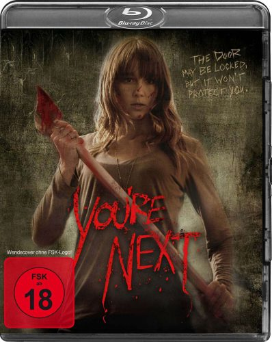 You're Next Blu-ray Review Cover