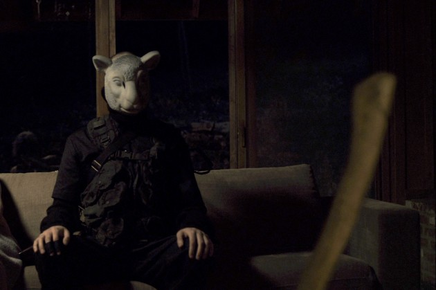 You're Next Blu-ray Review Szene 1