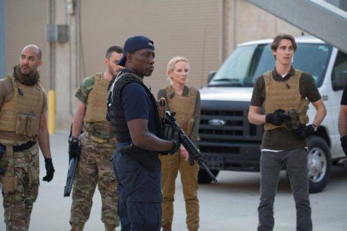 Armed Response - Unsichtbarer Feind Blu-ray Review Szene 1