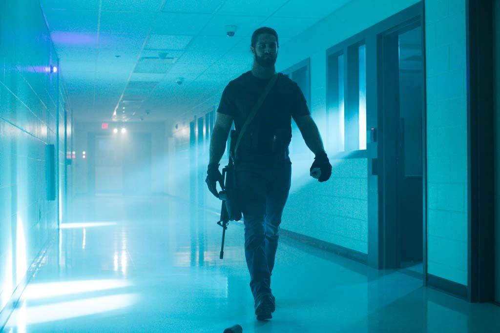 Armed Response - Unsichtbarer Feind Blu-ray Review Szene 4