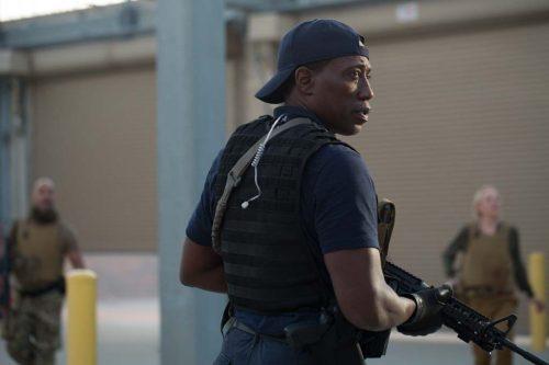 Armed Response - Unsichtbarer Feind Blu-ray Review Szene 6