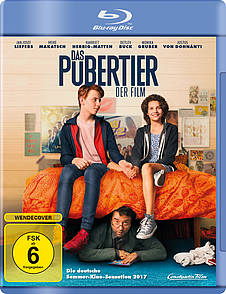 Das Pubertier Blu-ray Review Cover