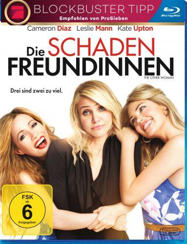 Die Schadenfreundinnen - Drei sind zwei zu viel Blu-ray Review Cover