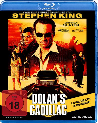 Dolan's Cadillac Blu-ray Review Cover