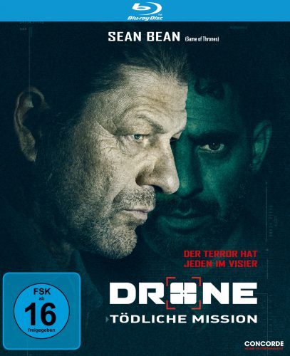 Drone - Tödliche Mission Blu-ray Review Cover