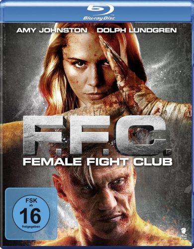 Female Fight Club Blu-ray Review Cover-min